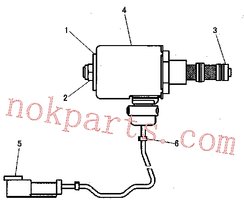 CAT 218-9894 for 966L Wheel Loader(WTL) hydraulic system 152-8340 Assembly