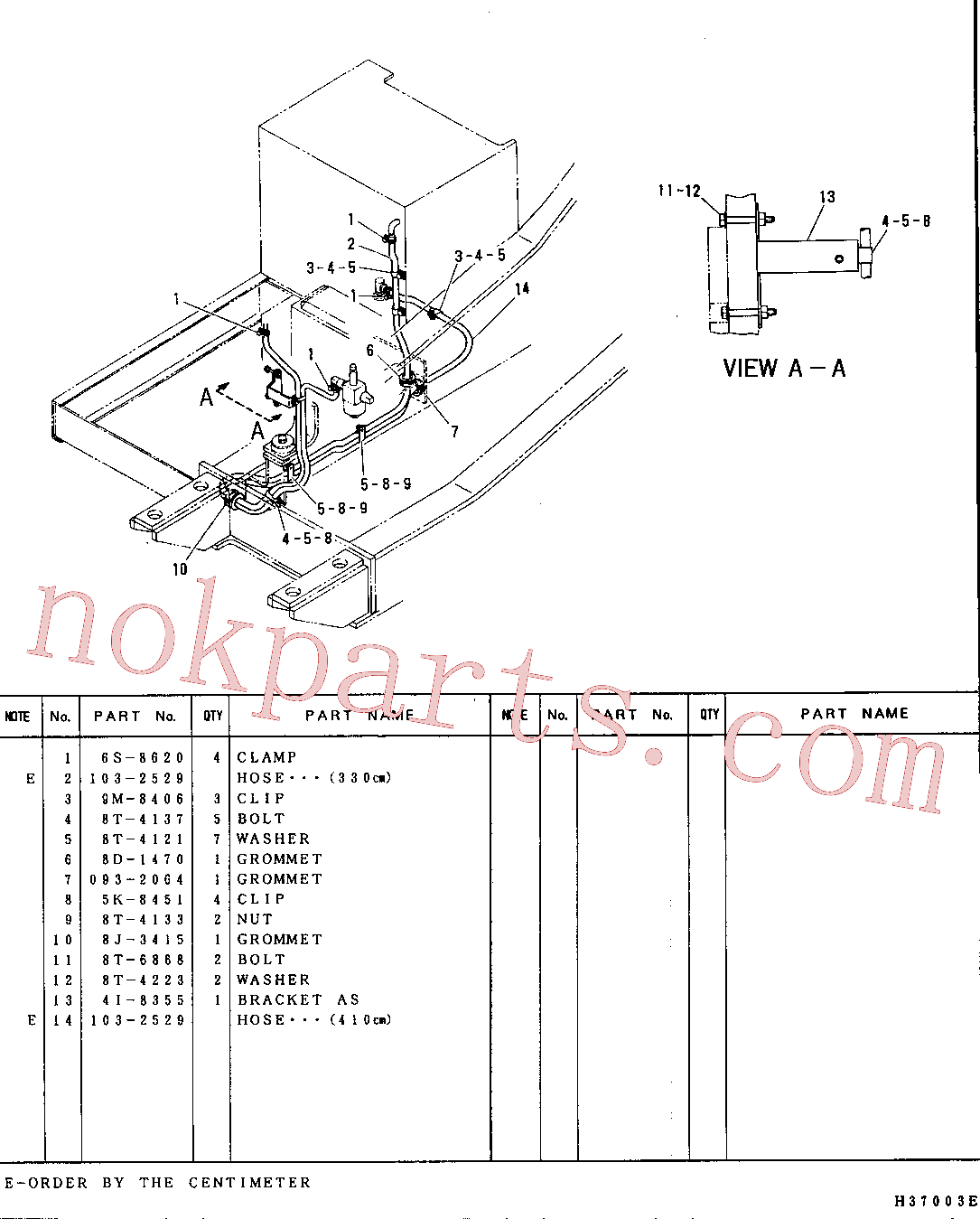 CAT 8J-3415 for 657B Wheel Tractor(WTS) fuel system and governor 7Y-2708 Assembly
