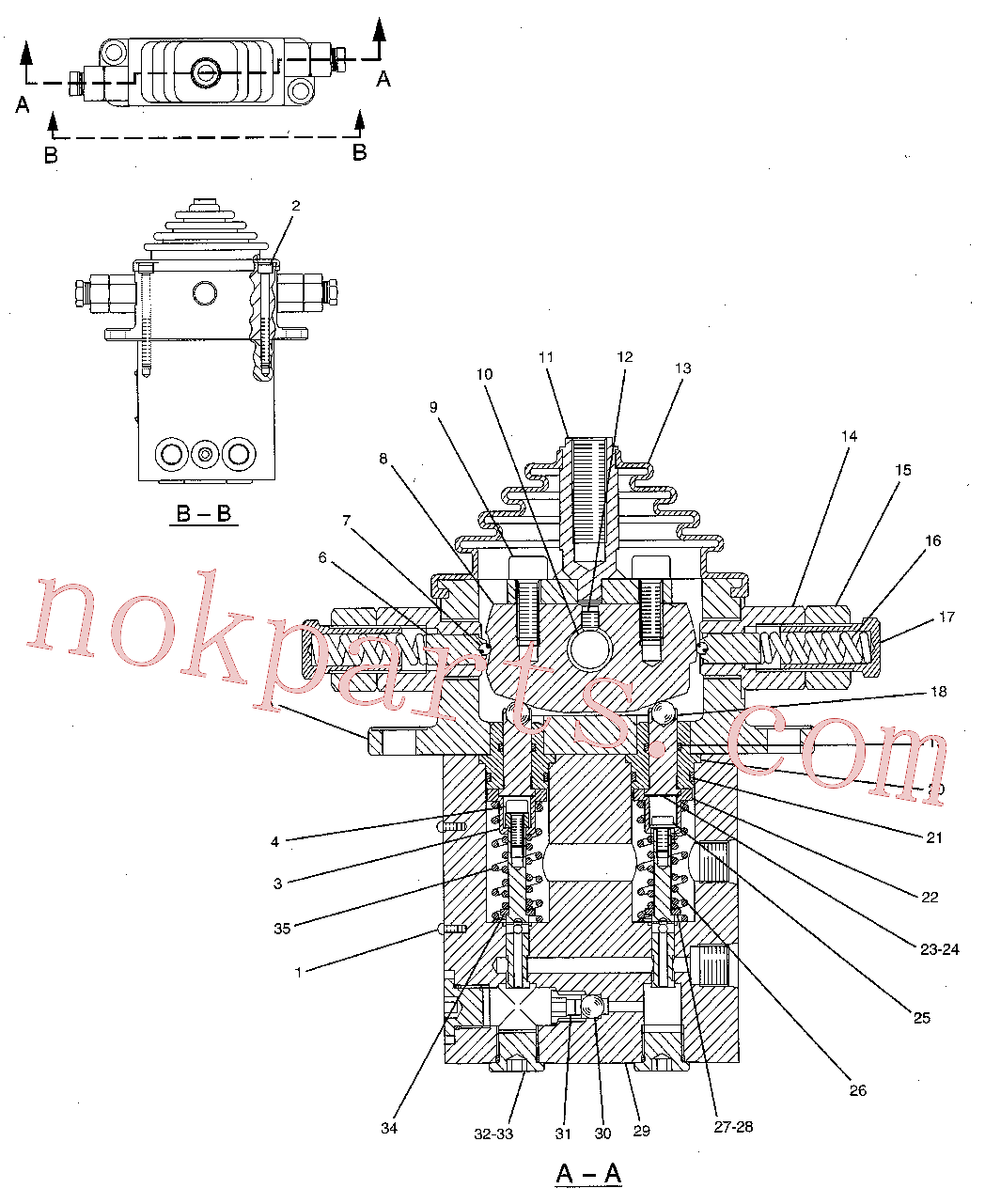 CAT 198-8176 for 321D LCR Excavator(EXC) hydraulic system 190-7695 Assembly