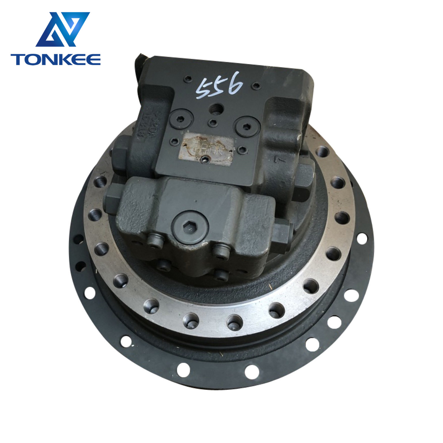 original new NABTESCO GM20VL SY135 CLG915D XE150 final drive group GM20VL-J-34/56-2 11C0347 travel motor assy suitable for SANY XCMG LIUGONG