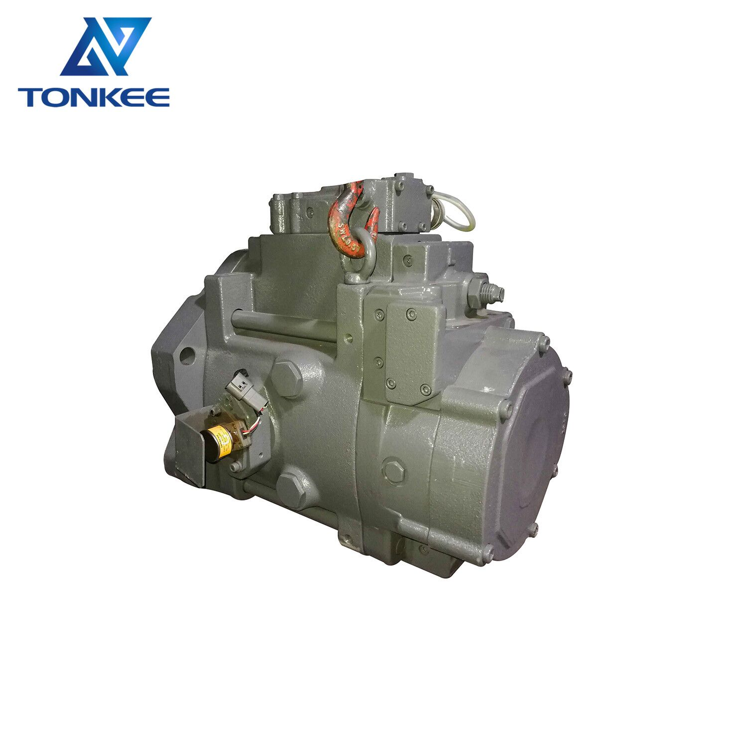 EX1200-6 ZX650-3 ZX670-3 ZX850-3 ZX870-3 excavator hydraulic piston pump assembly with angle sensor YA00003088 4635645 K3V280SH140L-0E41-VD K3V280 hydraulic main pump assy with angular transducer suitable for HITACHI