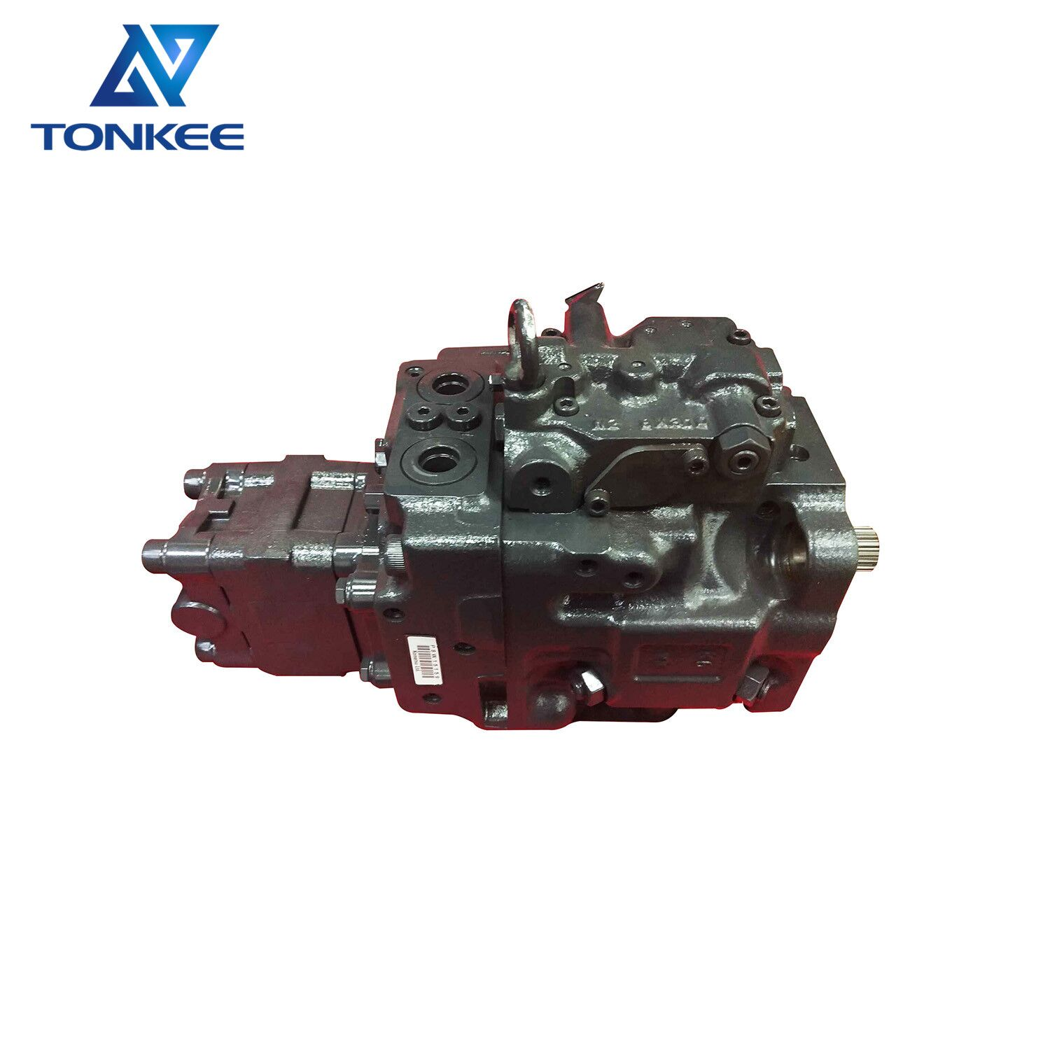 PC40MR-2 PC50MR-2 PC55MR-3 excavator main pump without solenoid 708-3S-04570 708-3S-00461 708-3S-00460 708-3S-00522 708-3S-00521 708-3S-00830 hydraulic piston pump assembly suitable for KOMATSU