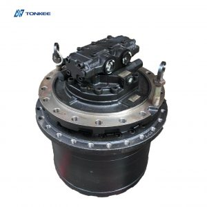excavator R305LC-7 final drive R305-7 travel motor assy 31N8-40011 final drive for HYUNDAI