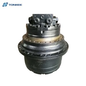 genuine new 31EN-42001 travel motor with gearbox R250LC3 R250LC-7 final drive group 31N7-40010 final drive assy for HYUNDAI excavator