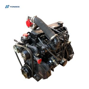 genuine new S4S S4SDTDP-2 804D-T complete engine assy 62KW 2500rpm 236B Skid Steer Loader engine assy
