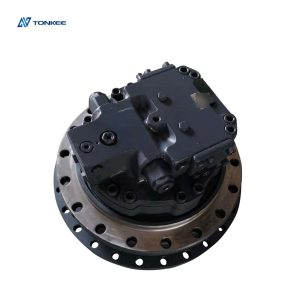 genuine R290LC7 complete final drive R290-7 travel motor assy for HYUNDAI excavator