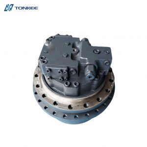 genuine new R290LC7 complete final drive R290-7 travel motor assy final drive for HYUNDAI excavator