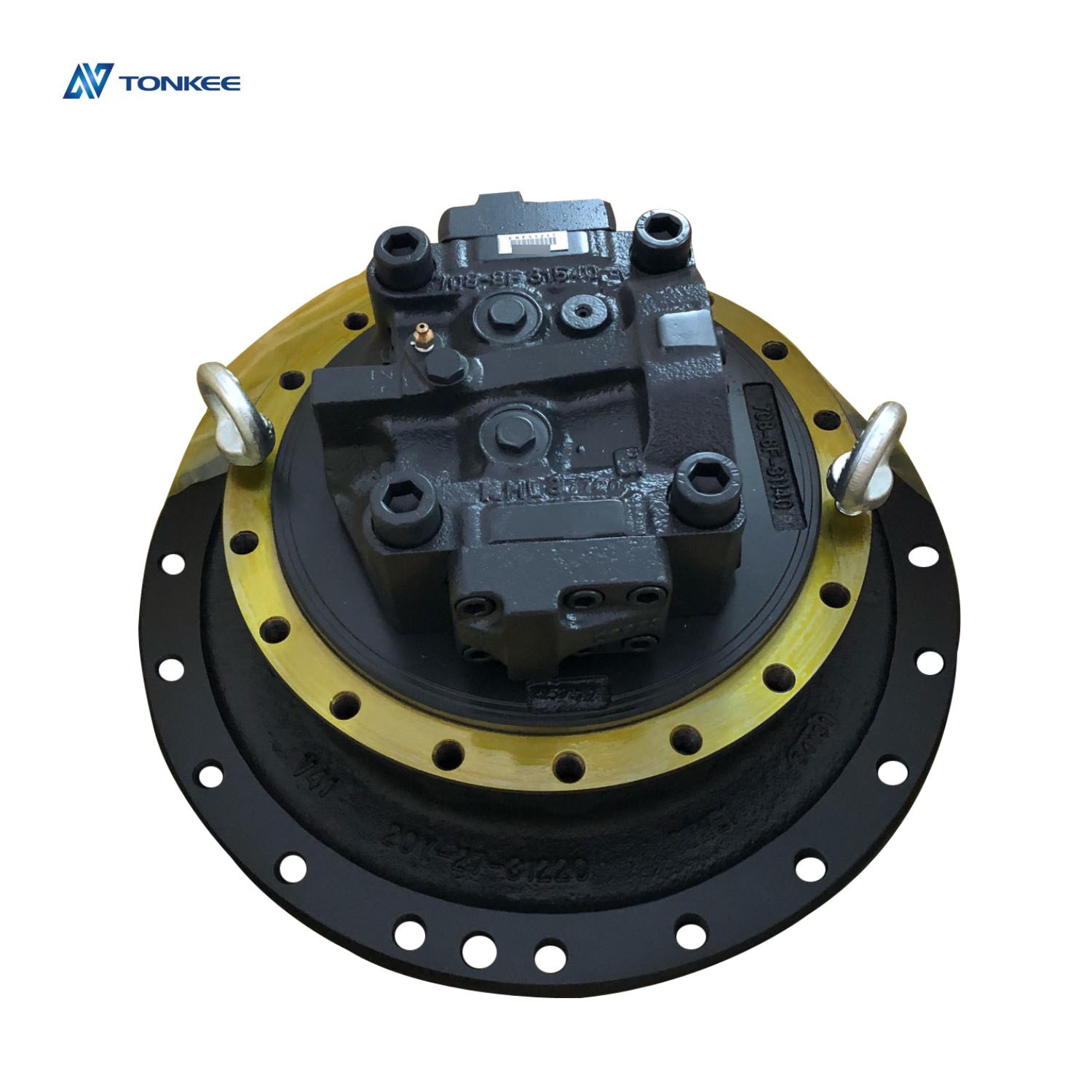 NEW 708-8F-31540 708-8F-31140 final drive group PC200-7 PC200-8 travel motor assy excavator hydraulic travel device for KOMATSU excavation