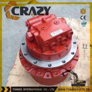 excavator spare parts 31M6-60010 travel motor assy R55-3 final drive TM07 travel motor assy