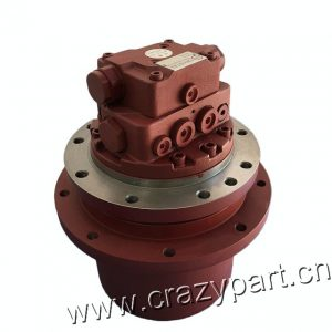 excavator spare partsTM06H travel motor assy TM06H Final drive with gearbox TM06H Final device
