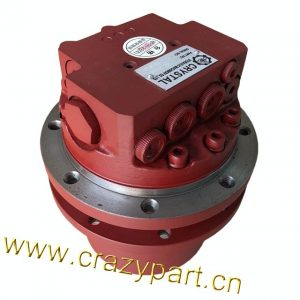 TM02 final drive hydraulic final device & gearbox TM02 travel motor assy TM02 travel reduction with motor