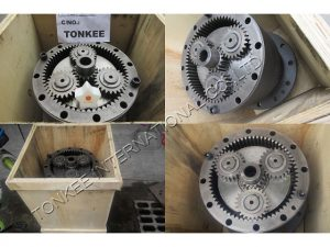EC210B swing gearbox without motor swing reduction gearbox for VOE14541069
