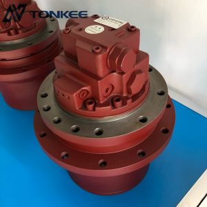 excavator SK45 Z74 Z75 Z76 Z85 Z84 Z76RP TM06 GM06VA Hydraulic travel motor with gearbox for Kobelco Mitsubishi