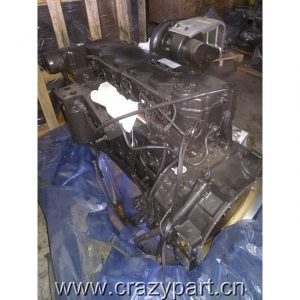 original new engine PC220-8 complete engine assy 73099995 engine for cummin QSB6.7