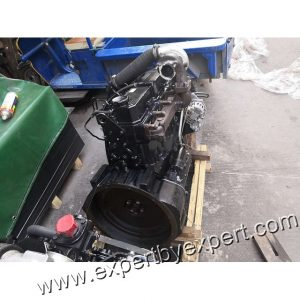 excavator spare parts S4S engine assy S4S complete engine S4S engine