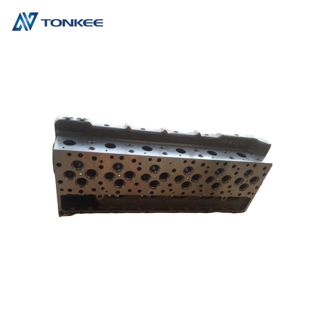 new domestic cylinder headC13cylinder head assy suitable forCAT C13excavator engine