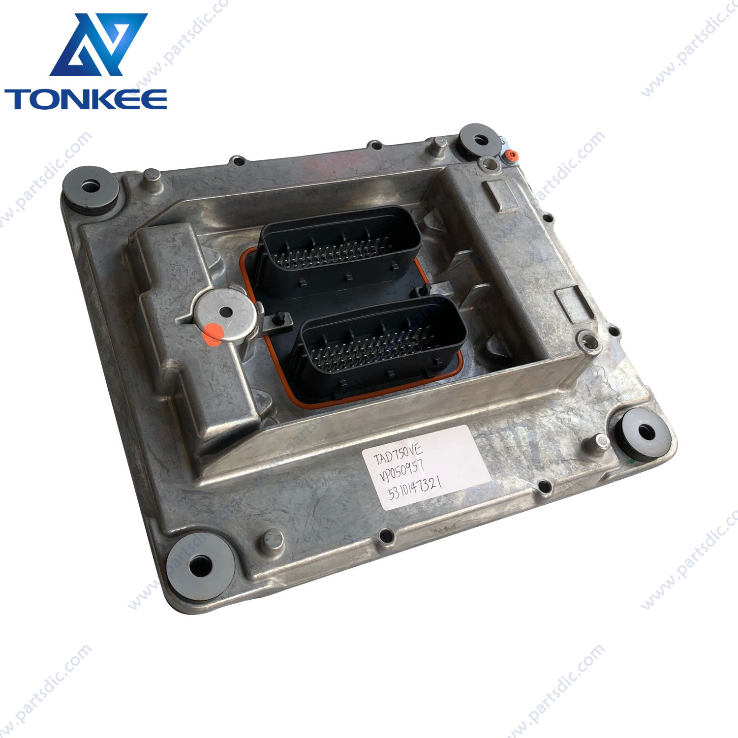 NEW NO. 5310147321 60100001 60100001P03 TRW ECU engine control unit TAD750VE DCE140-6 D7E engine electronic control unit Serial for VOLVO excavation