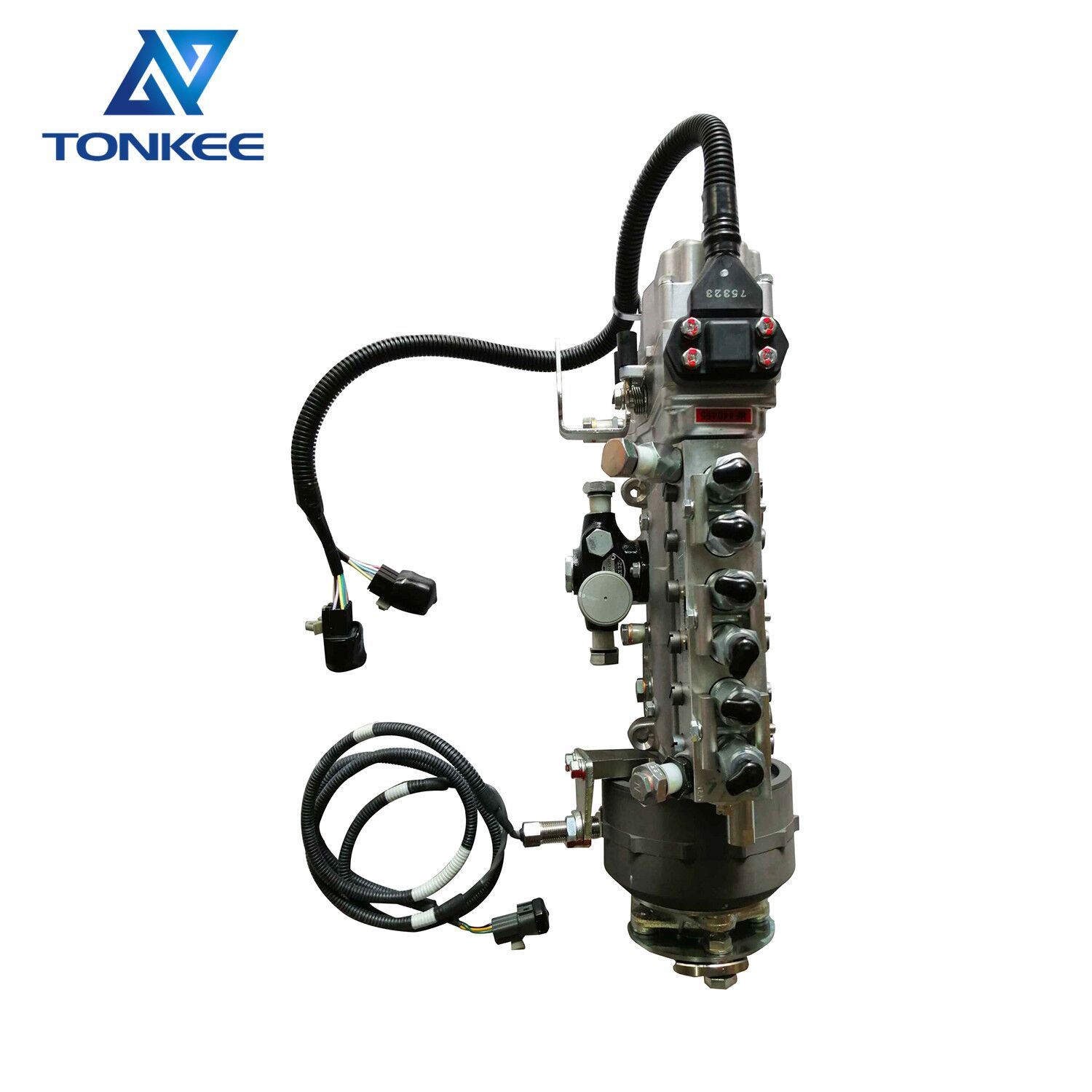 NEW SK330-6E SK350-6E 6D16 6D16T engine fuel injection pump ME440455 101608-6353 101060-6790 49-54 N•M ZEXEL diesel injection pump electric control for KOBELCO excavation