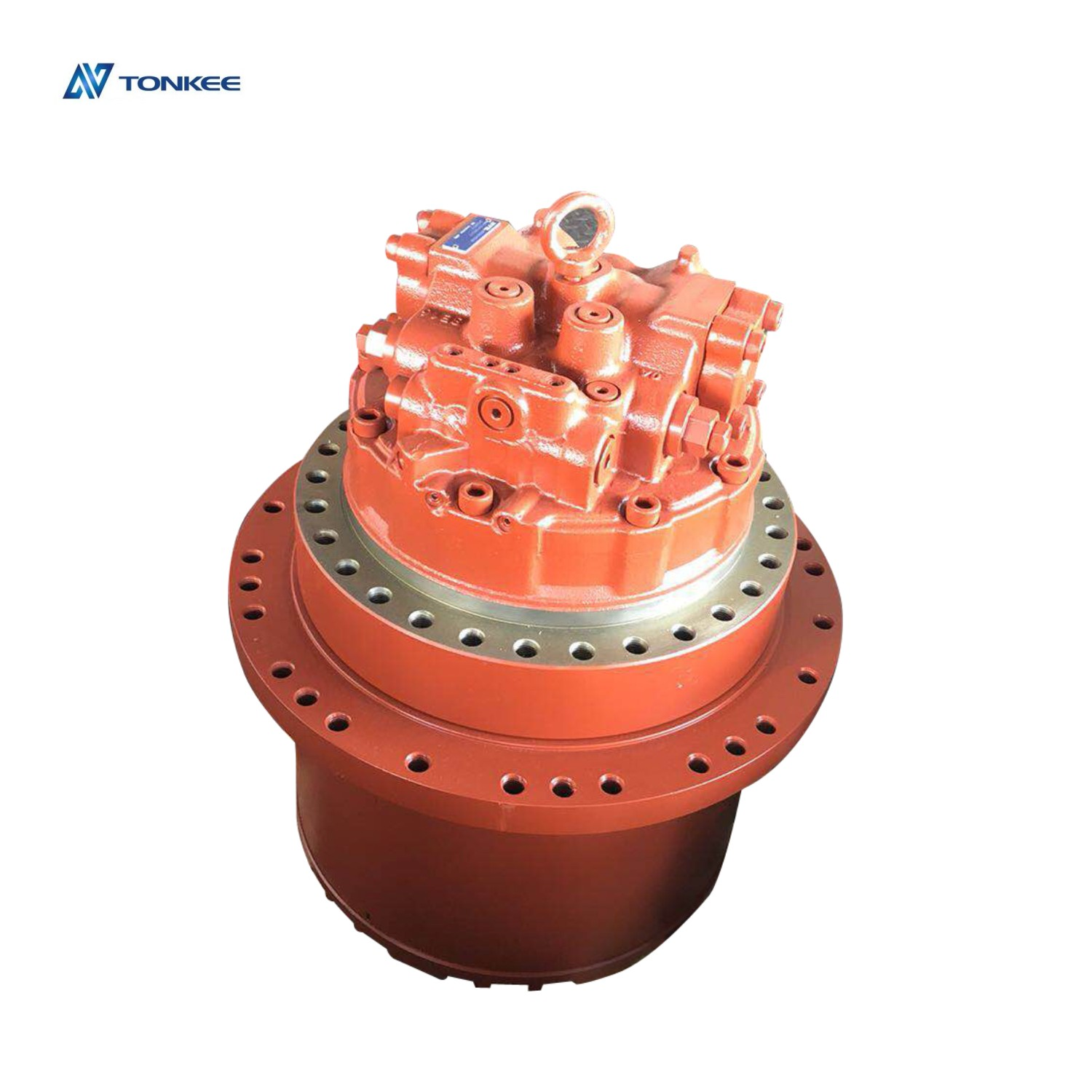 KYB MAG170VP-3800G-10 final drive group SY215 SK200-8 KYB MAG170VP-3800 travel motor assy for KOBELCO SANY excavation