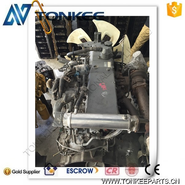 AH-6HK1XYSA complete engine assy ZX330-3 complete engine Original used engine